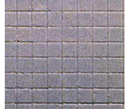 модель Kibri 4123 Тротуарная плитка, лист 20 x 12 cm., пластик.