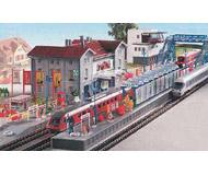 модель Kibri 7702 Sulzbach Station w/Pltfrm