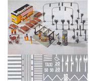 модель Kibri 8102 Набор для городской улицы.