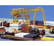 модель Kibri 8530 Козловый контейнерный кран 32,5х17,5х17 см