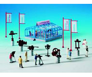 модель Kibri 8621 Theater Accessories