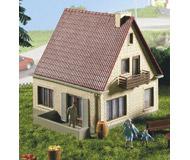 """модель Kibri 8722 Кирпичный дом """"Haus Gretel"""". размер 11 х 9.5 см. высота 9 см"""