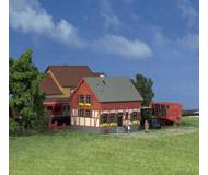 """модель Kibri 8741 Дом """"Wiesengrund"""". размер 11 х 8.8 см. высота 9 см"""