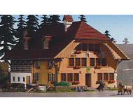модель Kibri 8804 Дом Tannenhof, 34х18х13,5  см. Набор для сборки.