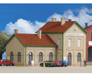 модель Kibri 9314 Railway Admin Building