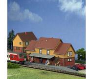 модель Kibri 9376 Вокзал Beckingen