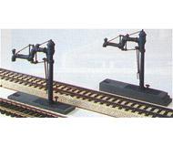 модель Kibri 9422 Гидроколонки, 8,5x2 cm. 2 шт.