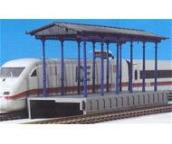модель Kibri 9543 Detmold Platform Extntion