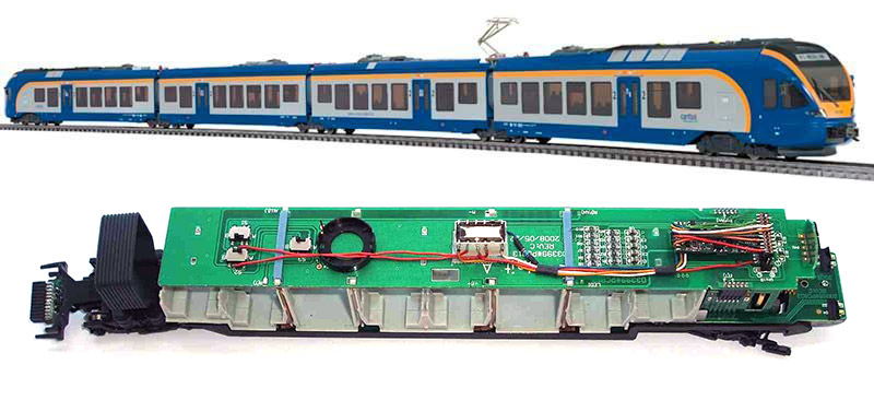 модель Liliput L33980-380-9