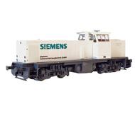 модель Liliput L112441 Тепловоз MAK DE 75 Siemens AG. Принадлежность Частная жд. Эпоха V