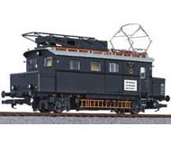 """модель Liliput L136131 Электровоз для технического обслуживания контактной сети, тип 767 511 """"Breslau"""". Принадлежность  DRB. Эпоха II"""