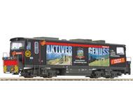 """модель Liliput L142108 Тепловоз D15, """"Black Beauty"""", принадлежность Zillertal Bahn., эпоха VI"""
