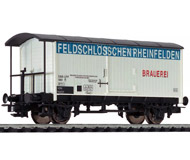 модель Liliput L224804 Вагон для перевозки пива Feldschl?sschen. Принадлежность SBB. Эпоха II-V