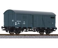 модель Liliput L235071 Двухосный товарный вагон. Принадлежность   NS. Эпоха III