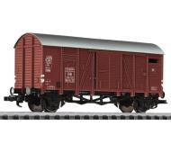 модель Liliput L235073 Товарный вагон EUROP. Принадлежность DB, Германия. Эпоха III