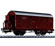 модель Liliput L235090 Товарный вагон с тормозной будкой, тип Gr. Принадлежность DRG. Эпоха II