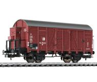 модель Liliput L235093 Товарный вагон с тормозной будкой, тип Gr. Принадлежность DR. Эпоха III