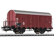 модель Liliput L235095 Товарный вагон с тормозной площадкой, тип Gr20. Принадлежность DB. Эпоха III