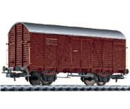 модель Liliput L235099 Товарный вагон с тормозной площадкой, тип Gm 143 112 ™BB. Принадлежность OBB. Эпоха III