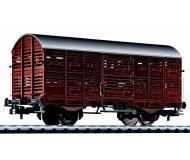 модель Liliput L235102 Товарный вагон, тип V 23. Принадлежность DB. Эпоха III