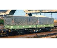 модель Liliput L235221 Платформа для перевозки контейнеров Lgjs 571. 1. Принадлежность DB, Германия. Эпоха IV
