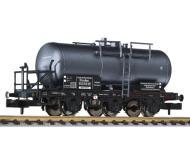 модель Liliput L265490 Трёхосная цистерна Chemische Fabrik von Heyden. Принадлежность DR, Германия. Эпоха II