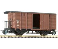 модель Liliput L294201 Товарный вагон, тип Gwk/s. Принадлежность ZB. Эпоха III-V