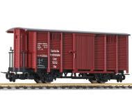 модель Liliput L294231 Товарный вагон, тип Gw. Принадлежность DR. Эпоха II