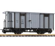 модель Liliput L294233 Грузовой вагон, тип G166. Принадлежность St.L.B. Эпоха IV