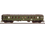 модель Liliput L328592 Пассажирский вагон 2 класса. Принадлежность DR. Эпоха IV