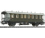 модель Liliput L334002 Пассажирский вагон 3 класса, тип Cid Bad 11. Принадлежность DRG. Эпоха II