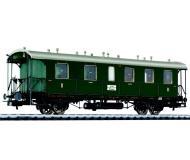 модель Liliput L334006 Пассажирский вагон 2/3 класса, тип BCi. Принадлежность Baden. Эпоха I