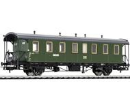 модель Liliput L334017 Пассажирский вагон 2 класса. Принадлежность DR. Эпоха III