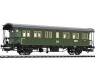 модель Liliput L334018 Пассажирский вагон 2 класса. Принадлежность DR. Эпоха III