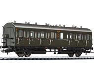 модель Liliput L334023 Пассажирский вагон 3 класса, тип C 21. Принадлежность DRG. Эпоха II