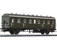 модель Liliput L334026 Пассажирский вагон 3 класса, тип Cd 21b. Принадлежность DRG. Эпоха II