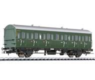 модель Liliput L334030 Пассажирский вагон 2 класса, тип B-21 21 005 Mz. Принадлежность DB. Эпоха III