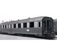 модель Liliput L334503 Пассажирский вагон 3 класса, тип ex Altenberg 7059.101 (BC 33 565). Принадлежность OBB. Эпоха III