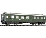 модель Liliput L334505 Пассажирский вагон 2/3 класса, тип BC4i. Принадлежность DR. Эпоха II