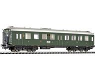 модель Liliput L334506 Пассажирский вагон 3 класса, тип C4i. Принадлежность DR. Эпоха II