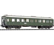 модель Liliput L334507 Пассажирский вагон 3 класса, тип C4itr. Принадлежность DR. Эпоха II