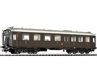 модель Liliput L334515 Пассажирский вагон 2/3 класса, тип BC4i. Принадлежность DR. Эпоха III