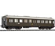 модель Liliput L334517 Пассажирский вагон 3 класса, тип C4itr. Принадлежность DR. Эпоха III