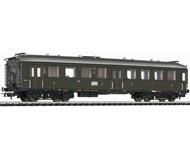 модель Liliput L334519 Музейный вагон. Пассажирский вагон 3 класса