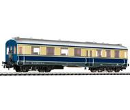 модель Liliput L334523 Пассажирский вагон 2 класса, тип B4hTl 7059.01. Принадлежность OBB. Эпоха IV