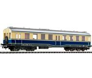 модель Liliput L334524 Пассажирский вагон 2 класса, тип B4hTl 7059.101. Принадлежность OBB. Эпоха III