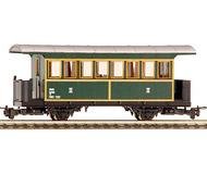 модель Liliput L344391 Пассажирский вагон 3 класса, тип Ci/S 109 BWB. Принадлежность Частная жд. Эпоха V
