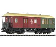 модель Liliput L381200 Багажно-почтовый вагон P Post Mainz 4993. Принадлежность K.P. u. G.H. St.E. Эпоха I