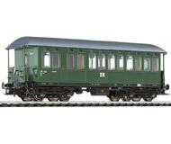 модель Liliput L381502 Пассажирский вагон тип B4ip № 232-402. Принадлежность DR. Эпоха III