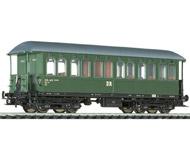 модель Liliput L381702 Пассажирский вагон тип B4ip № 232-403. Принадлежность DR. Эпоха III